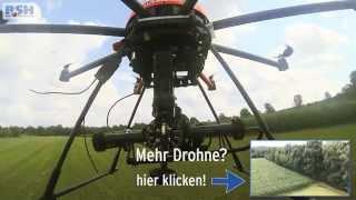 So funktioniert die R.SH-Drohne