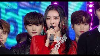 [HOT] 1월 4주차 1위 '선미 - 주인공 (SUNMI - Heroine)' Show Music core 20180127