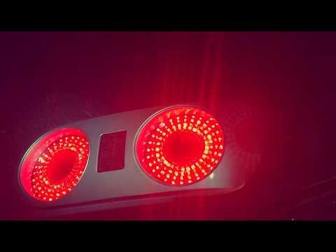 Nissan Skyline R32 GTR ZLEDS tail light DIY Install