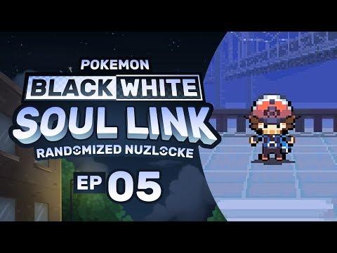 Pokemon Black & White Soul Link EP 05 | GET THE KIDS!