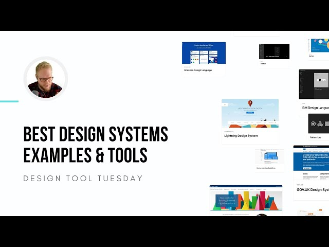 Best Design Systems Examples and Tools - Design Tool Tuesday, Ep21