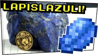 LAPIS LAZULI GIBTS WIRKLICH! Minecraft in Real Life 6 - Techtastisch #122