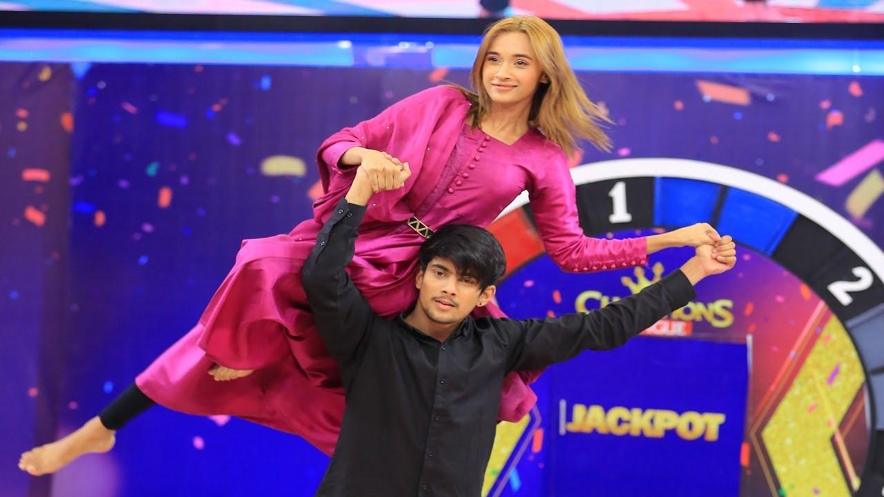 Download Sara Lydia & Ali Sheikh Dance Performance On BOL Beats Song Ishq Hoya | Champions League Season 4