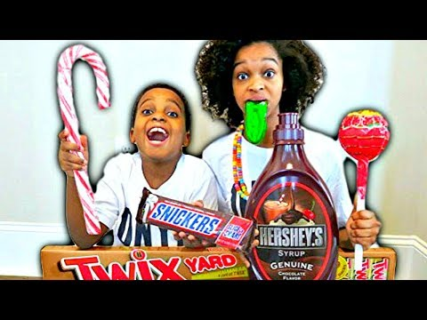 Thumbnail: CANDY Video Game Prank! Shiloh And Shasha Toy Game Challenge Chupa Chups Lollipop Onyx Kids