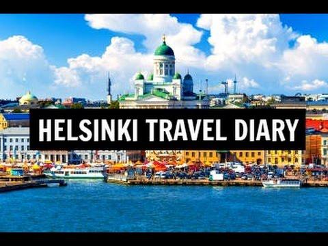 Finland Travel Diary | Helsinki