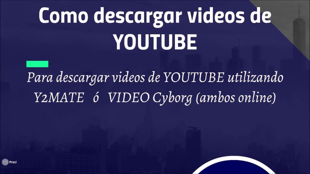 descargar video de youtube online