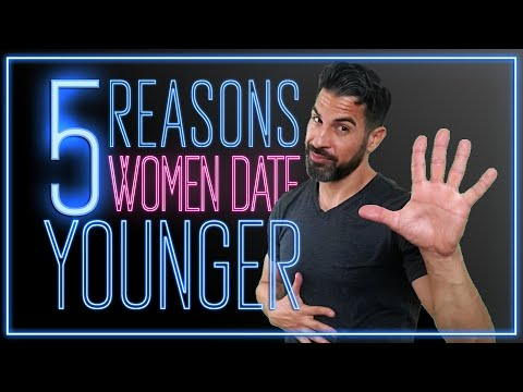 5 REASONS Why Younger Men Want To Date Older Women