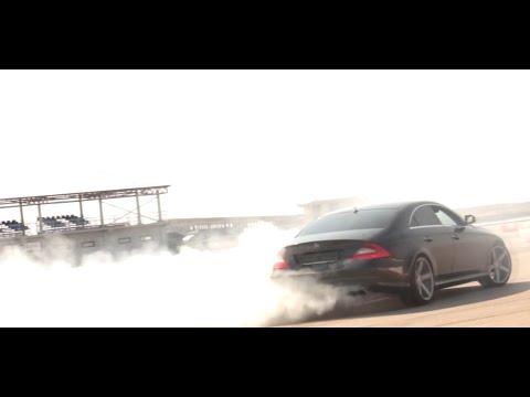 Mercedes Benz CLS 5.5 AMG- Мечта детства