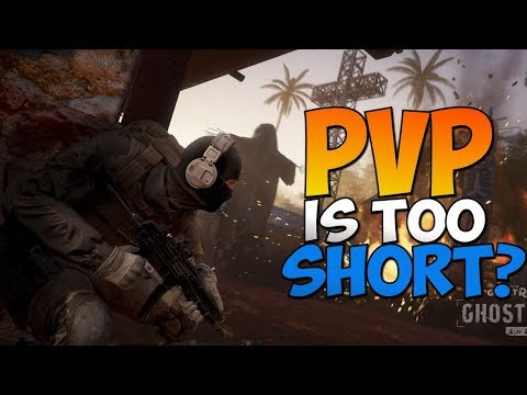 Ghost Recon Wildlands: Should Ghost War PvP Be 5 ROUNDS To Win? (Tales From Reddit #1)