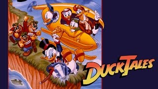 [ Disney Afternoon Collection: Ducktales ] Full playthrough (1989)