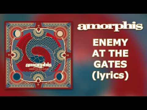 Клип Amorphis - Enemy At The Gates