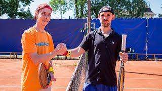 Turniej Singlowy - Finał 2018: Sylwester Puchalski - Krzysztof Bułkowski