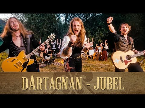 dArtagnan - Jubel (Offizielles Video)