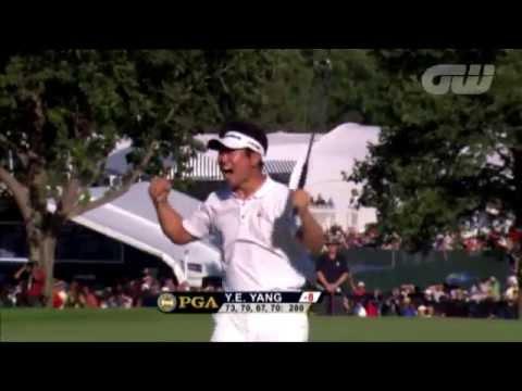 Top 10: Nail-biting finishes at the PGA Championship