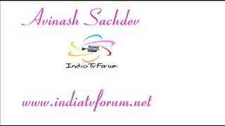 Avinash Sachdev Interview-2 November 2013
