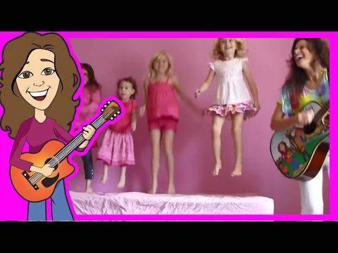 ¡Salta!  Canción para niños. (Patty Shukla)