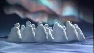 1993 Coca-Cola Polar Bear Commercial