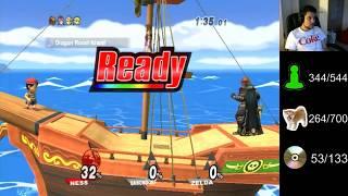 [Livestream] Super Smash Bros. Brawl 100% - Part 9