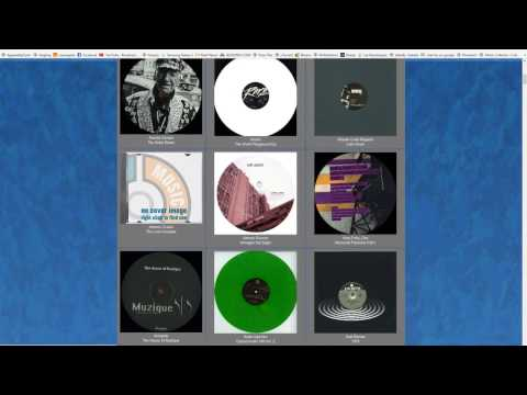 Bandcamp & Soundcloud with Music Collectorz