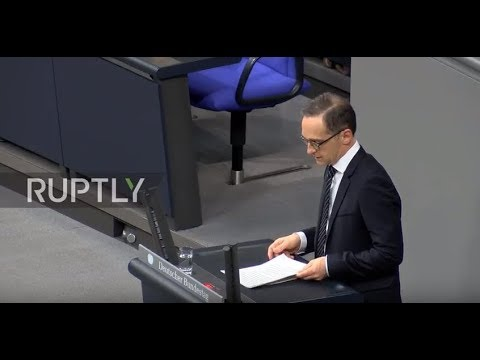 Germany: Strengthened military presence in Middle East under review in Bundestag