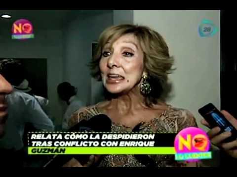 No lo cuentes Despiden a Lorena Velásquez