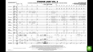 Stadium Jams Vol. 6 (Game Winners) arr. Jay Bocook