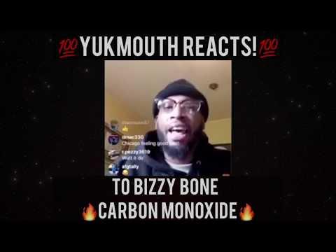 Yukmouth Reacts To Bizzy Bone – (Migos Diss Track) Carbon Monoxide – Prod By Blais
