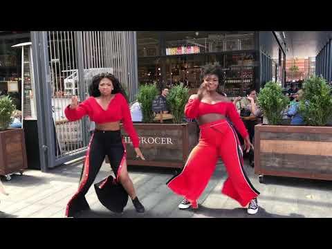B.M - Rosalina dance challenge (break your back)