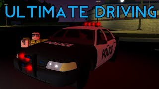 Roblox Ultimate Driving Part 1 | Longest Pursuit!