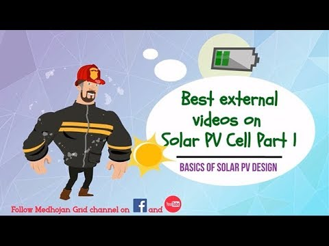 3_Best Video on Solar PV Cell
