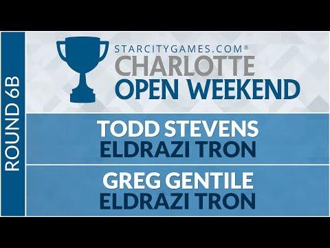 SCGCHAR - Round 6B - Todd Stevens vs Greg Gentile