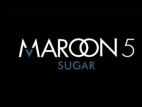 MAROON5VEVO SUGAR ( lyrics video ) mp3-mp4