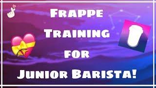 FRAPPE TRAININGS! #13 | LR POV | ROBLOX
