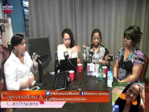Conversations and Confessions with K Lowery Moore, Episode 33: 4-29-15