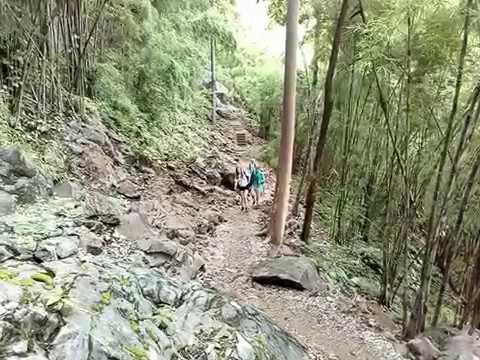 Hell fire pass part2 Kanchanaburi Thailand