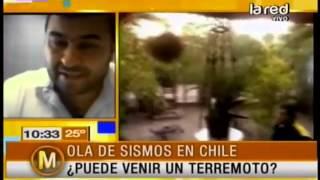 Aroldo Maciel explica si habrá un sismo...
