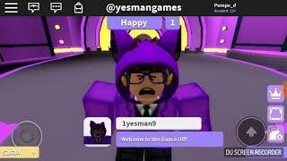 They copied me into the ROBLOX! (+ Revealing the voice)