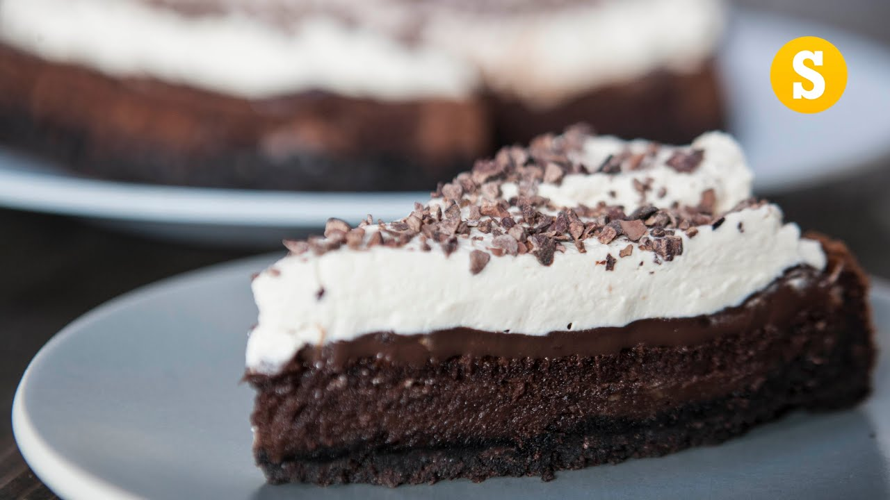 mud cake recept