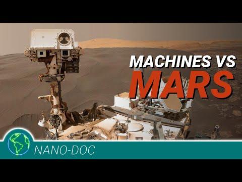 Machines vs Mars
