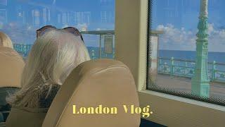 London Vlog. 랜선 런던 여행 EP.1 / 세…