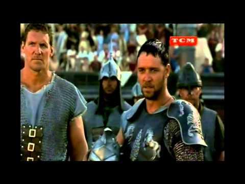 Gladiador 'Dublagem' (Dário de Castro)