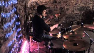 Cruz Manu Drum Cover   Rihanna   California King Bed