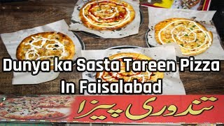 Mission Tandoori Pizza in Faisalabad