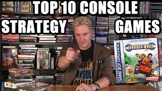 TOP 10 CONSOLE STRATEGY GAMES- Happy Console Gamer