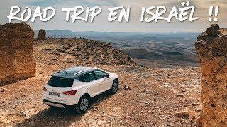 ROAD TRIP !! L'Israël en SEAT ARONA