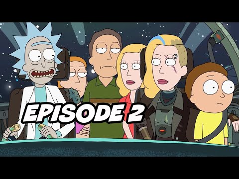 Rick and Morty Season 5 Episode 2 TOP 10 Breakdown, Easter Eggs and Things You Missed