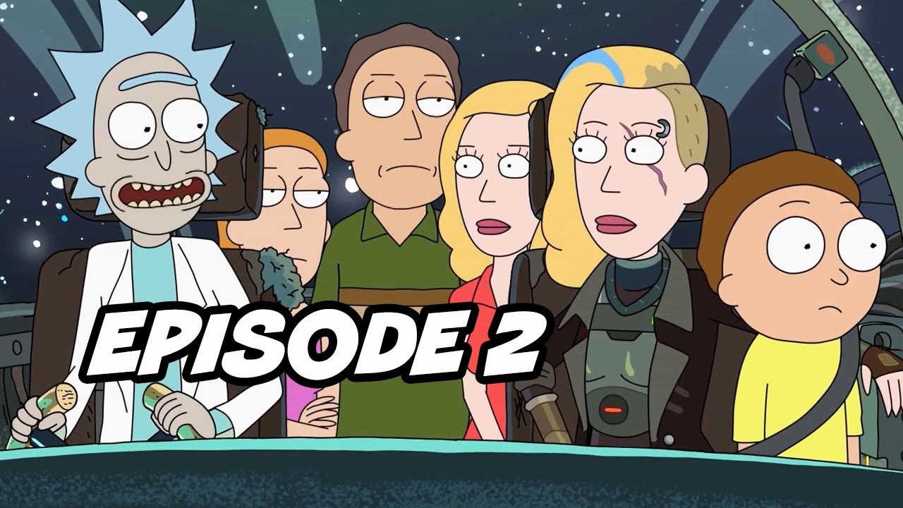Download Rick and Morty Season 5 Episode 2 TOP 10 Breakdown, Easter Eggs and Things You Missed