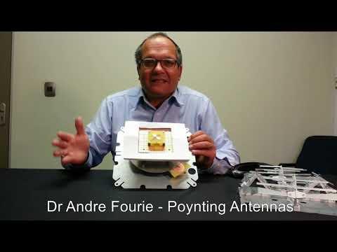 Poynting XPOL-2-5G V3 Directional Cross Polarised LTE MIMO Antenna