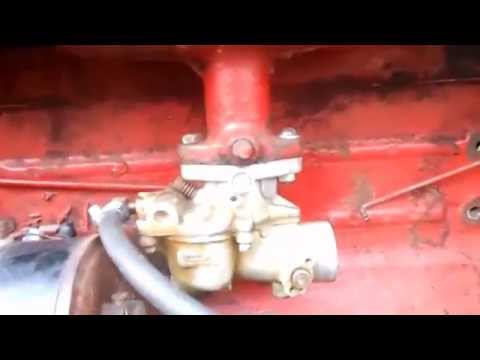 Need Help : Farmall Carb & Govenor Problems