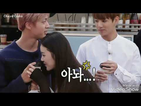 When Jealousy hits on Jung Kook
